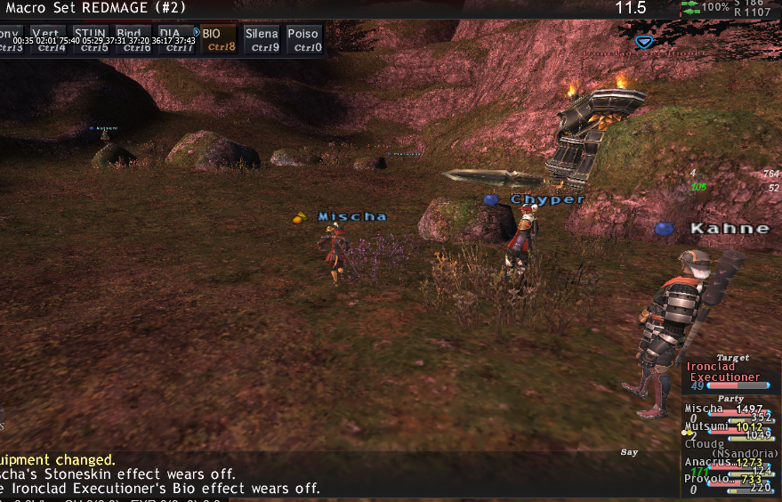 Final Fantasy XIV, XI, and a little drama to go with it